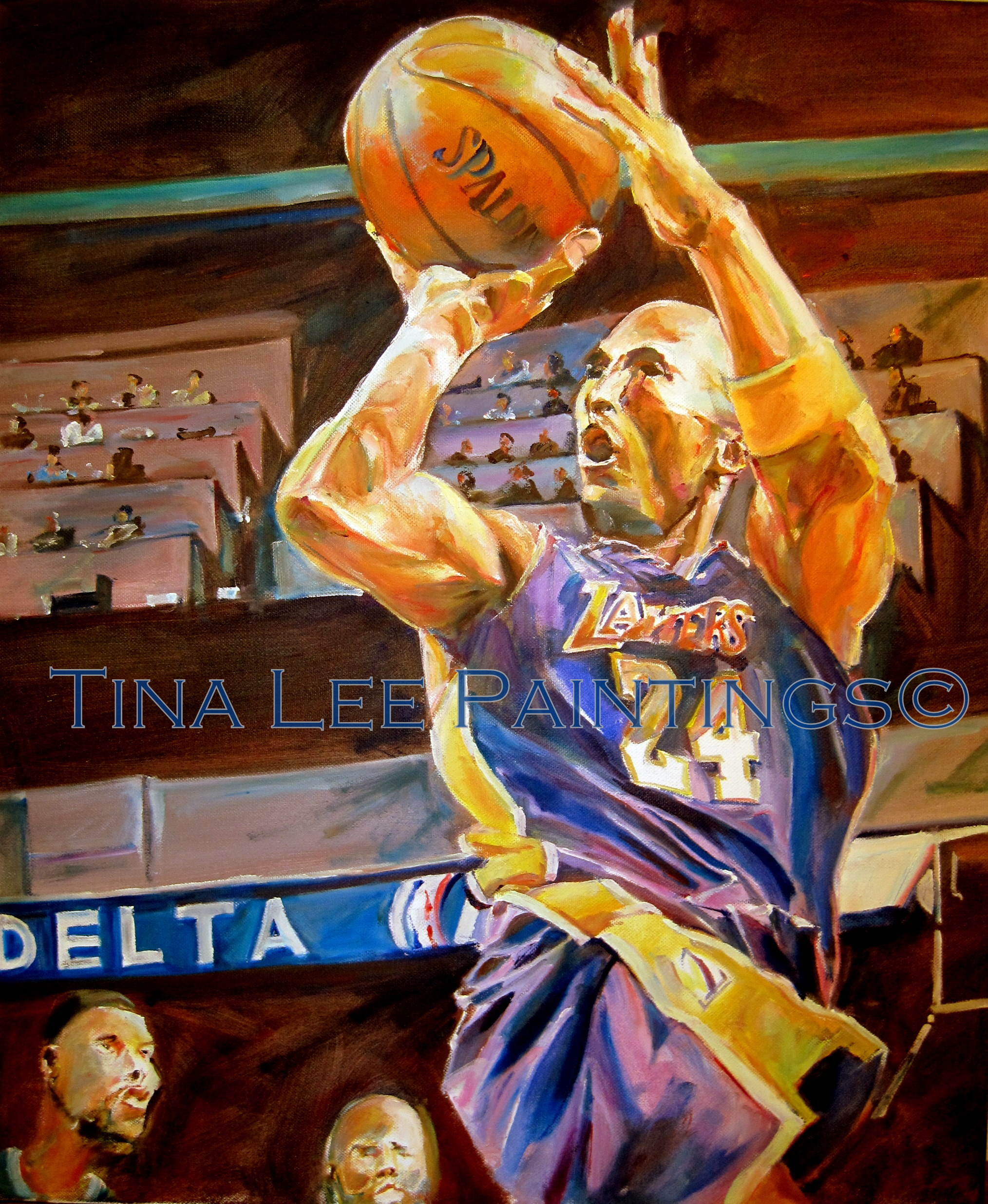 Kobe Bryant Fadeaway Jumper. KOBE Bryant, internationally